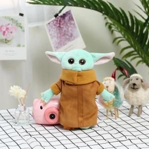Peluche bébé Yoda Peluche Baby Yoda Peluche Disney Peluche Star Wars Matériaux: Coton