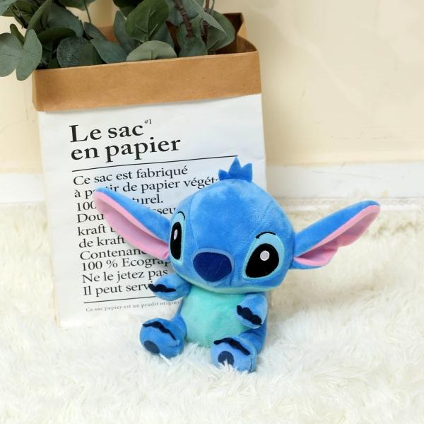 Peluche Stitch trop mignon Peluche Stitch Peluche Disney Matériau: Coton