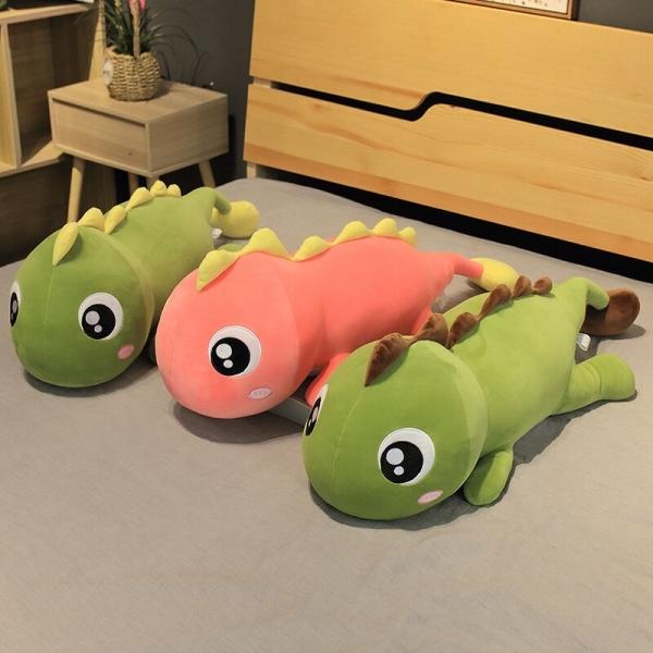 Peluche dinosaure vert kawaii Peluche Dinosaure Peluche Fantastique 87aa0330980ddad2f9e66f: 100cm|80cm