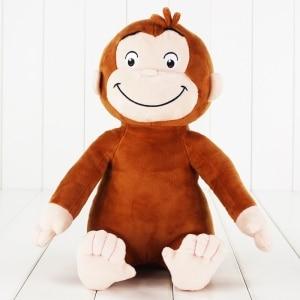 Peluche singe souriante Peluche Singe Peluche Animaux Matériaux: Coton