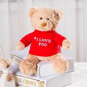 Peluche ourson I Love You Peluche Saint-Valentin 87aa0330980ddad2f9e66f: 28cm