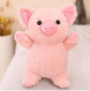 Peluche cochon adorable Peluche Cochon Peluche Animaux 87aa0330980ddad2f9e66f: 30cm|50 cm|80cm