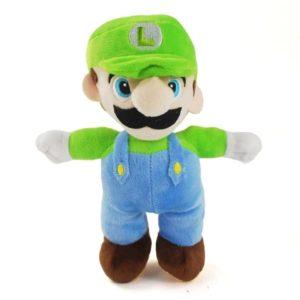 Peluche Luigi tout doux Peluche Mario Matériaux: Coton