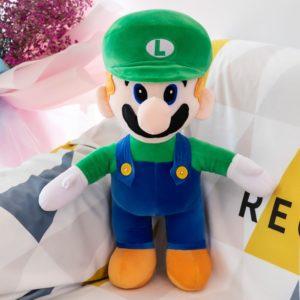 Grande peluche Super Mario Peluche Mario Matériaux: Coton