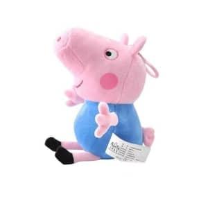 Peluche George Pig à câlin Peluche Peppa Pig Matériaux: Coton