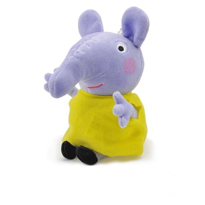Peluche Emily Elephant Peppa Pig Peluche Peppa Pig Matériaux: Coton