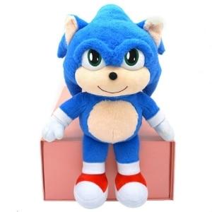 Peluche hérisson Sonic tout mignon Peluche Sonic Matériau: Coton