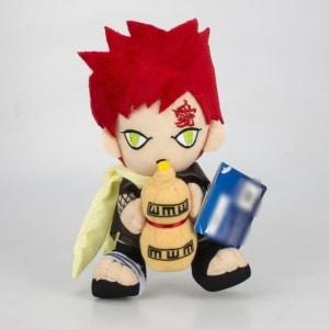 Figurine en peluche Gaara Peluche Manga Remplissage: Coton PP
