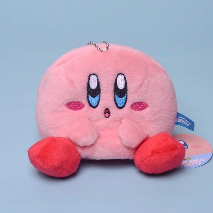 Peluche Kirby aux joues rouges Peluche Jeu Vidéo Peluche Kirby Matériau: Coton