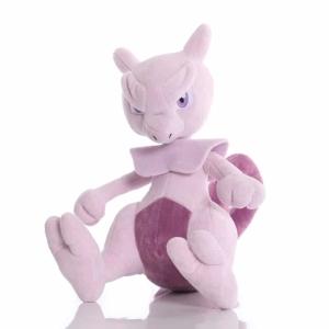 Peluche Pokemon Mewtwo violet Peluche Pokemon Matériaux: Coton