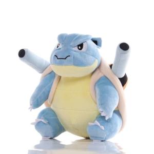 Peluche Tortank Pokemon prêt pour défendre Peluche Pokemon Matériaux: Coton