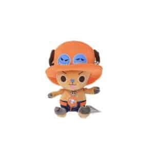 Petite peluche Chopper Ace One Piece orange Peluche Manga a7796c561c033735a2eb6c: Orange