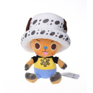 Petite peluche Chopper One Piece méchant blanc Peluche Manga a7796c561c033735a2eb6c: Blanc