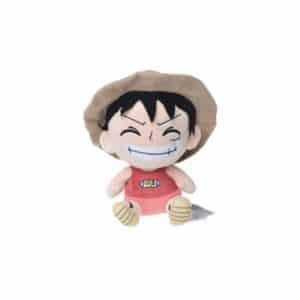 Petite peluche Luffy heureux One piece Peluche Manga a7796c561c033735a2eb6c: Marron